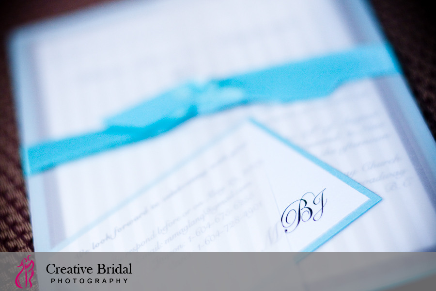 Formal wedding invitations should follow proper wedding invitation etiquette