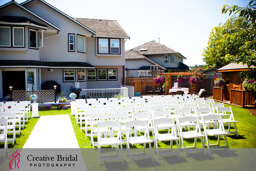 Jennefers Blog Take A Look At These Ideas For Wonderful Backyard - Backyard reception ideas